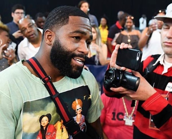 Adrien Broner Claims Alleged Groping Incident In Mall Is 'Illegal'