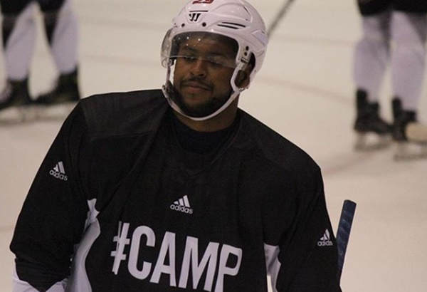 Why Devante Smith-Pelly Rescinded Trump's White House Invitation
