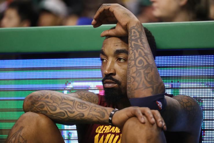 JR Smith Publicly Shamed By Yahoo Sports