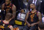JR Smith Finally says Goodbye to Los Angeles Lakers LeBron James King James