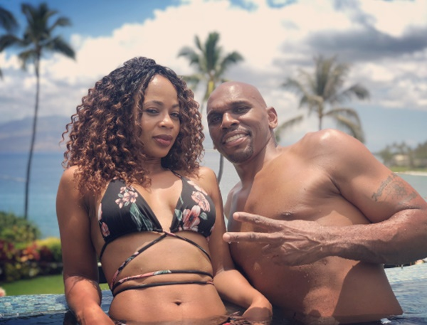Jerry Stackhouse Wife Posts Zumba Session With Ramirra