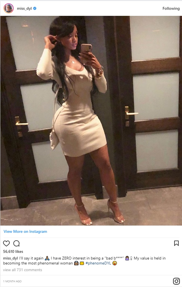 Klay Thompson's New Leading Lady Is FIRE