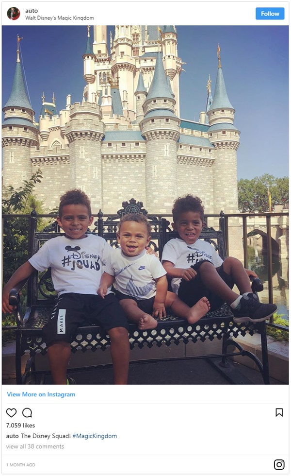 "Antonio Brown BLAST ChelsieKyriss: ""Take Care All Your Kids NOT Just Mine"""