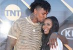 Nick Young Spotted with His Baby Mama Keonna Green