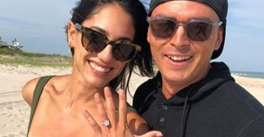 Rickie Fowler Puts A Ring on Allison Stokke