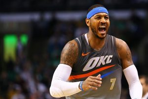 Where Will Oklahoma City Thunder Carmelo Anthony Play Next?