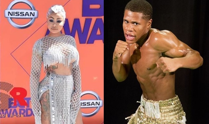 Blac Chyna Dating 19-Year-Old Boxer Lord Devin Haney