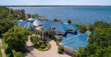 Check Out Shaquille O'Neal Supersized Orlando Mansion