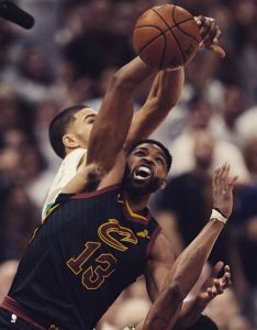 Tristan Thompson Wants to be the Cavs New LeBron James