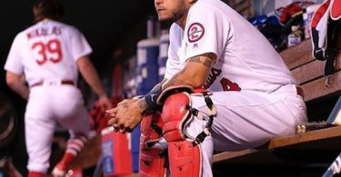 Yadier Molina 1800 Steps Closer to Hall of Fame Status