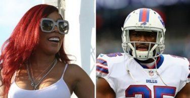 K Michelle Calls LeSean McCoy A 1-Minute Man