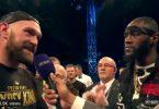 BOXING: Tyson Fury gets Deontay Wilder's Belt; Fury vs Wilder videos