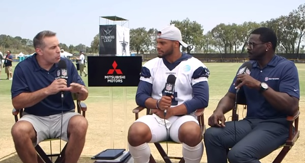Dak Prescott Weighs in on His Goto Receiver for NFL 2018 Season