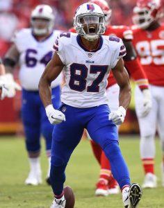 Eagles WR Jordan Matthews Stint in Buffalo Led to Baby