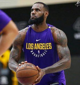 Did LeBron James Threaten to Break His Teammates Nose?