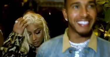 Is Lewis Hamilton Dating Nicki Minaj?