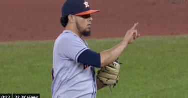 MLB: Astros Roberto Osuna Booed; Mariners Cano Blasts 10th homer; Angels Jose Briceno walk-off homer