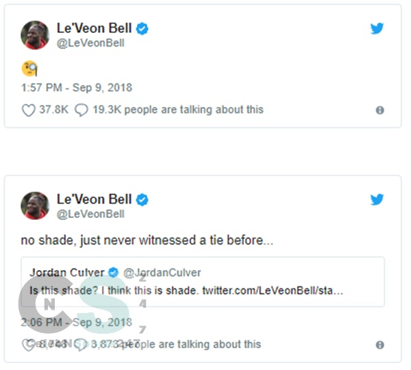 Steelers Le'Veon Bell Ex-Girlfriend Still Hating Since Split