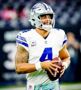 Cowboys Hall of Famer Troy Aikman SLAMS Dak Prescott