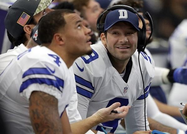 Cowboys Want Tony Roma Back + Dak Prescott Benched