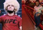 Khabib Nurmagomedov + Conor McGregor Suspended