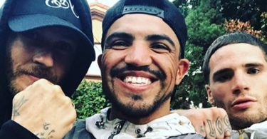 Victor Ortiz Pleads NOT Guilty to 3 Felony Sexual Assault Charges