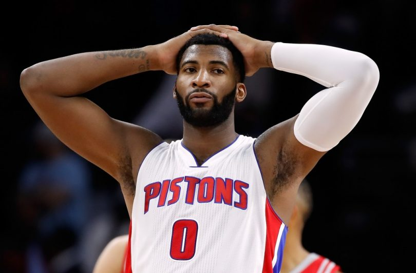 Andre Drummond Knocks Up Two Models Who Are Expecting?