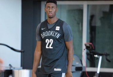 Brooklyn Nets Caris LeVert Leaves Game in Stretcher