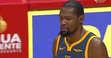 Warriors Kevin Durant Out After Draymond Called Him a B---h