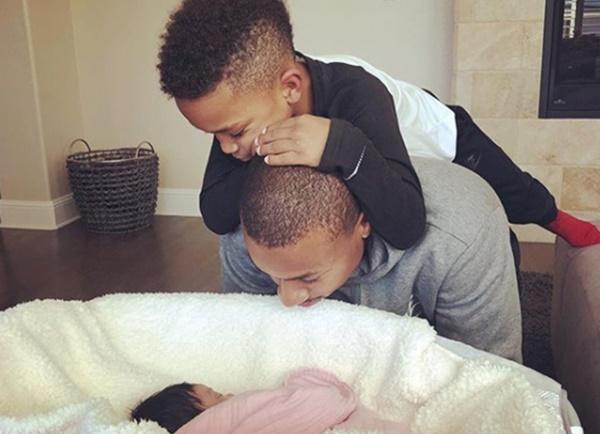 Isaiah Thomas and Kayla Welcome Baby Girl