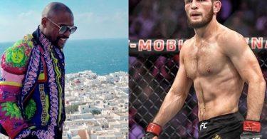 Khabib Nurmagomedov Wants Two-Fight Deal with Floyd Mayweather