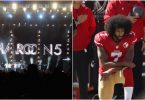 Thousands Sign Maroon 5 Petition in Support Kaepernick