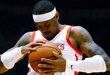 Carmelo Anthony Possibly Heading to Philadelphia 76ers