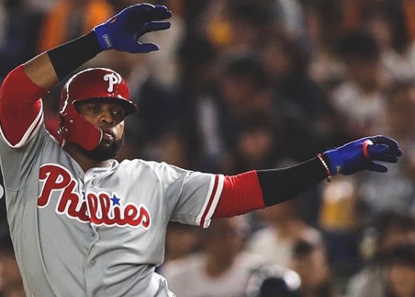 Phillies Shopping The Heck Out of Slugger Carlos Santana