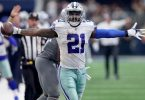Cowboys Ezekiel Elliott Has His Own Superhero Cape