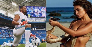 Olivia Culpo DUMPS Tristan Thompson of NFL Danny Amendola