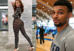 Brittany Renner Smashing Denver Nuggets Jamal Murray