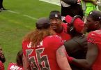 Buccaneers Jameis Winston + Ryan Jensen Fight