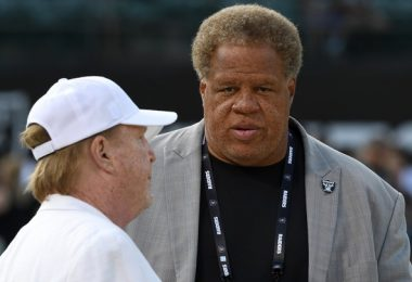 Raiders Fire General Manager Reggie McKenzie