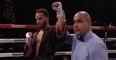 First Transgender Man Make Boxing History