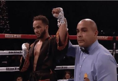 First Transgender Man Make Boxing History