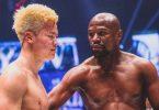 Tenshin Nasukawa Weighs In on Mayweather Loss