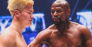 Tenshin Nasukawa Weighs In on Mayweather Loss