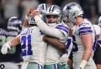 Is Ezekiel Elliot + Dak Prescott Bromance Over