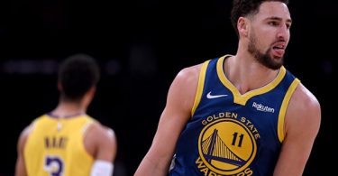 Klay Thompson Possibly Heading To Lakers Next Season