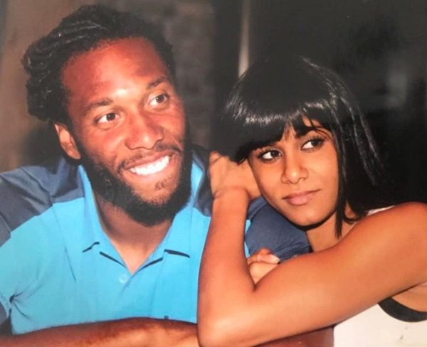 Cardinals receiver Larry Fitzgerald Called Deadbeat Dad by Ex-Baby Mama