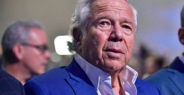 New England Patriots Owner Robert Kraft Charged