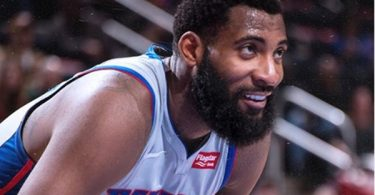 Pistons Center Andre Drummond + Elizabeth Costadoni Welcome Baby Girl