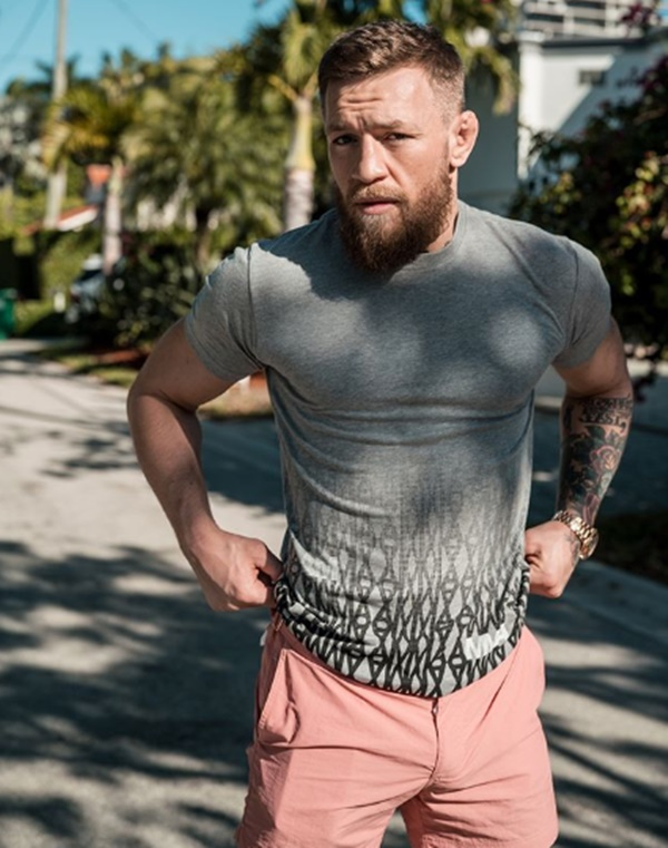 Conor McGregor Arrested; Charged; Posts Bail