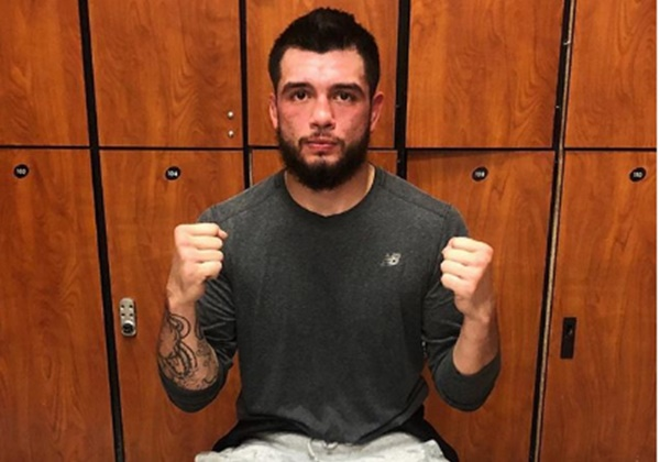 MMA Fighter Sam Romero Fighting For His Life